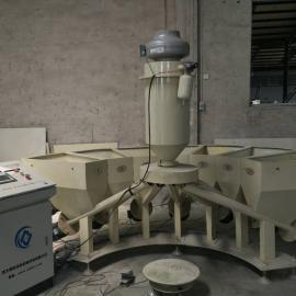 pvc管材 型材 板材 小料全自动配料机 称重机