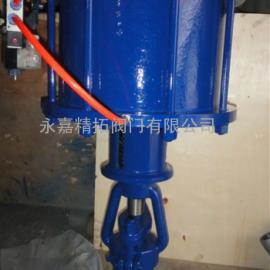 J661Y-P54 170V 高压蒸汽气动焊接截止阀