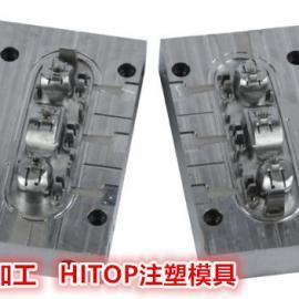 电子投影仪塑胶模具加工厂开模|东莞电子产品塑料模具加工厂