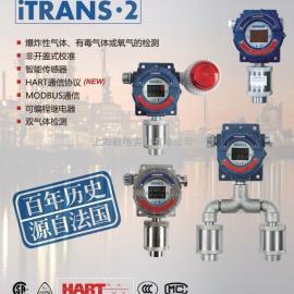 OLDHAM品牌ITRANS2固定式硫化氢气体检测仪