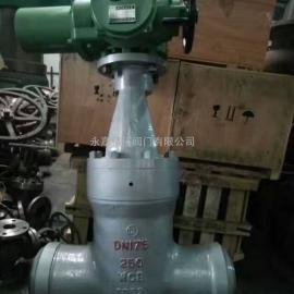 Z960Y-320 自密封高压电动闸阀