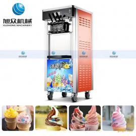 立式新款冰淇淋�C�r格