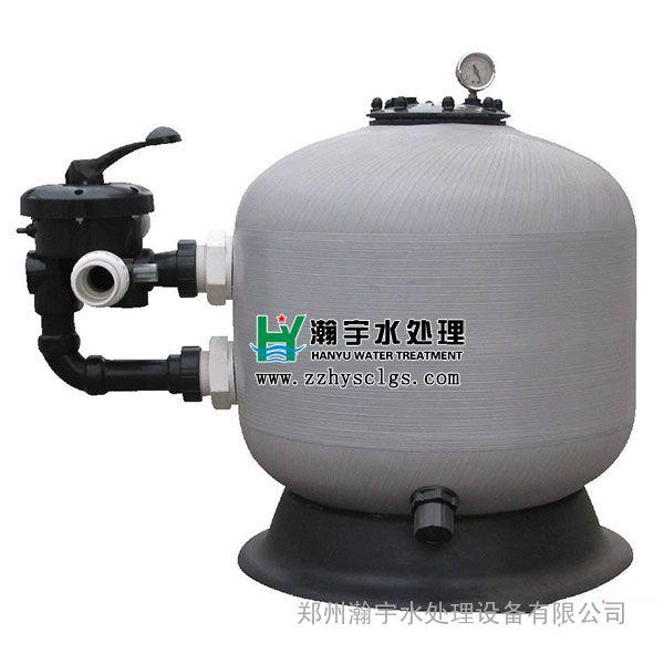 南京重力式无阀精滤机 一体化过滤器 水体过滤系统