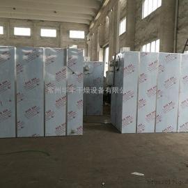 CT-C隧道式热风循环烘箱 肉制品专用大型隧道烘箱