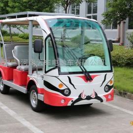 开封电动观光车、新乡电动观光车、焦作电动观光车