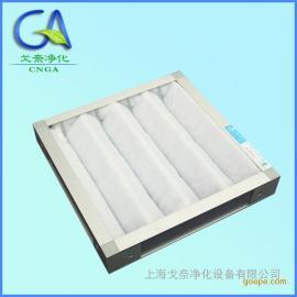 空气过滤网 可清洗板式过滤器 可洗式龙骨过滤网