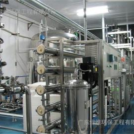 惠州废水处理工程之食品行业废水处理设备绿维环保公司