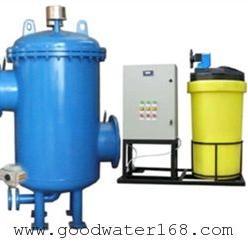 崩全程水处理器用工业循环水处理体系