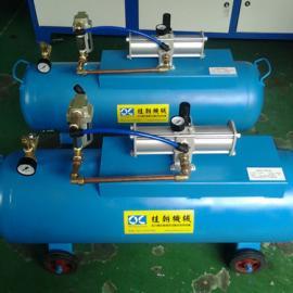全无油气体增压机-高压气体增压设备-压缩气体增压机