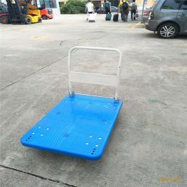 佛山市鑫升力批发商场专用 货物塑料平板拖车