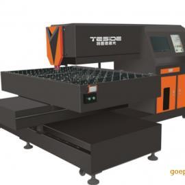 平压平刀模制作专用中功率600W激光刀模切割机