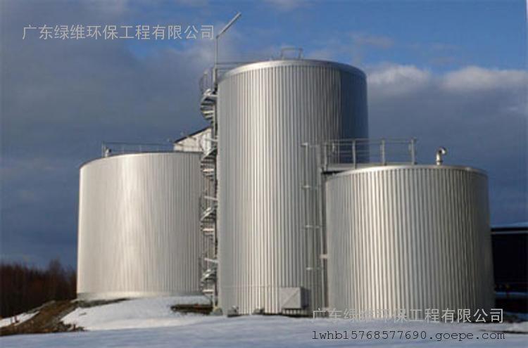 惠州废水处理之医药废水处理工程厌氧反应污水处理设备