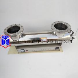 供应绵阳市污水处理用紫外线消毒器JM-UVC-1050紫外线杀菌器