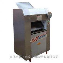 银鹰YP-500不锈钢揉面压皮机 商用压面皮机