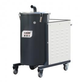 陕西造纸厂用工业吸尘器FM120/30吸纸屑用三相电干式吸尘机