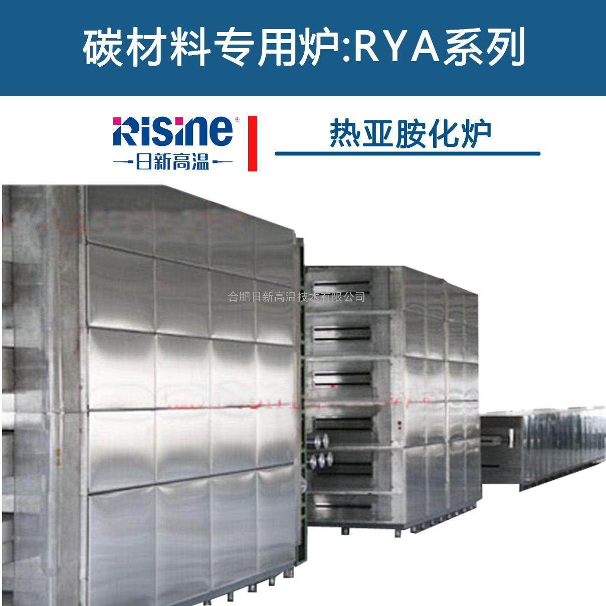 聚酰亚胺纤维热处理设备