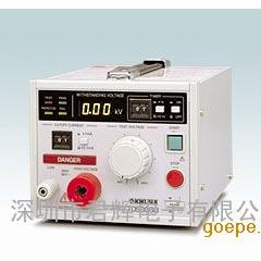 日本菊水TOS8030 AC 3KV耐压测试仪