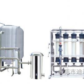 工业反渗透设备0.25吨/H定制 全自动反渗透设备厂家
