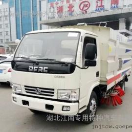国五东风小多利卡5吨扫路车