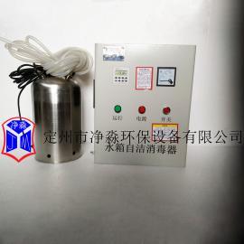 供应内蒙古市生活水箱用WTS-2B水箱自洁消毒器臭氧发生器