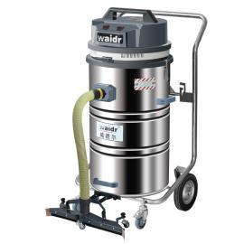 大型仓库车间吸粉尘铁屑工业吸尘器威德尔推吸工业吸尘器