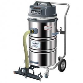 车间用80L吸尘吸水机 移动式真空吸尘器小型电子厂车间用吸尘器