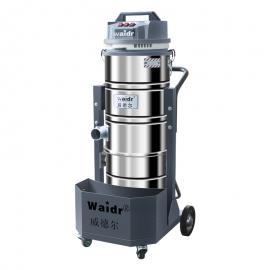 仓库地面清理用吸尘机WX-3610P三颗电瓶吸尘器可定制吸尘器厂家
