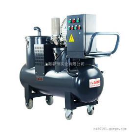 威德尔工业吸油机WX160-3 OIL金属渣混合物用吸尘器