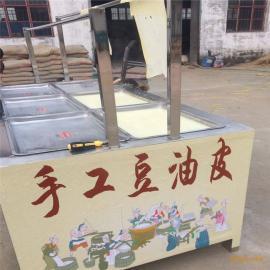 家用商用腐竹油皮机 酒店专用腐竹机 节能低耗