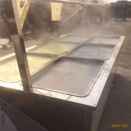 供应绿色环保的腐竹油皮机 酒店专用腐竹机 质量好