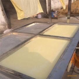 无添加腐竹油皮机 操作简单的腐竹机 鲁嘉生产技术先进