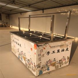 厂家直销腐竹油皮机 蒸汽式腐竹机 品种齐全