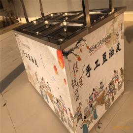 山东厂家直销全自动腐竹油皮机 节能低耗腐竹机 厂家直销