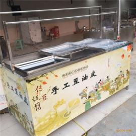 现货销售小型手工豆油皮机 腐竹机 多功能