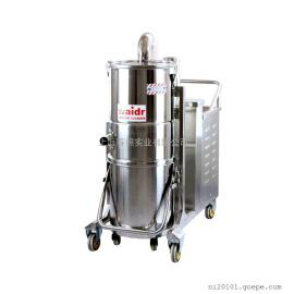 大型制药设备配套用威德尔三相电不锈钢工业吸尘器