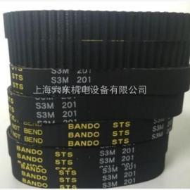 日本BANDO阪东同步带S3M-378