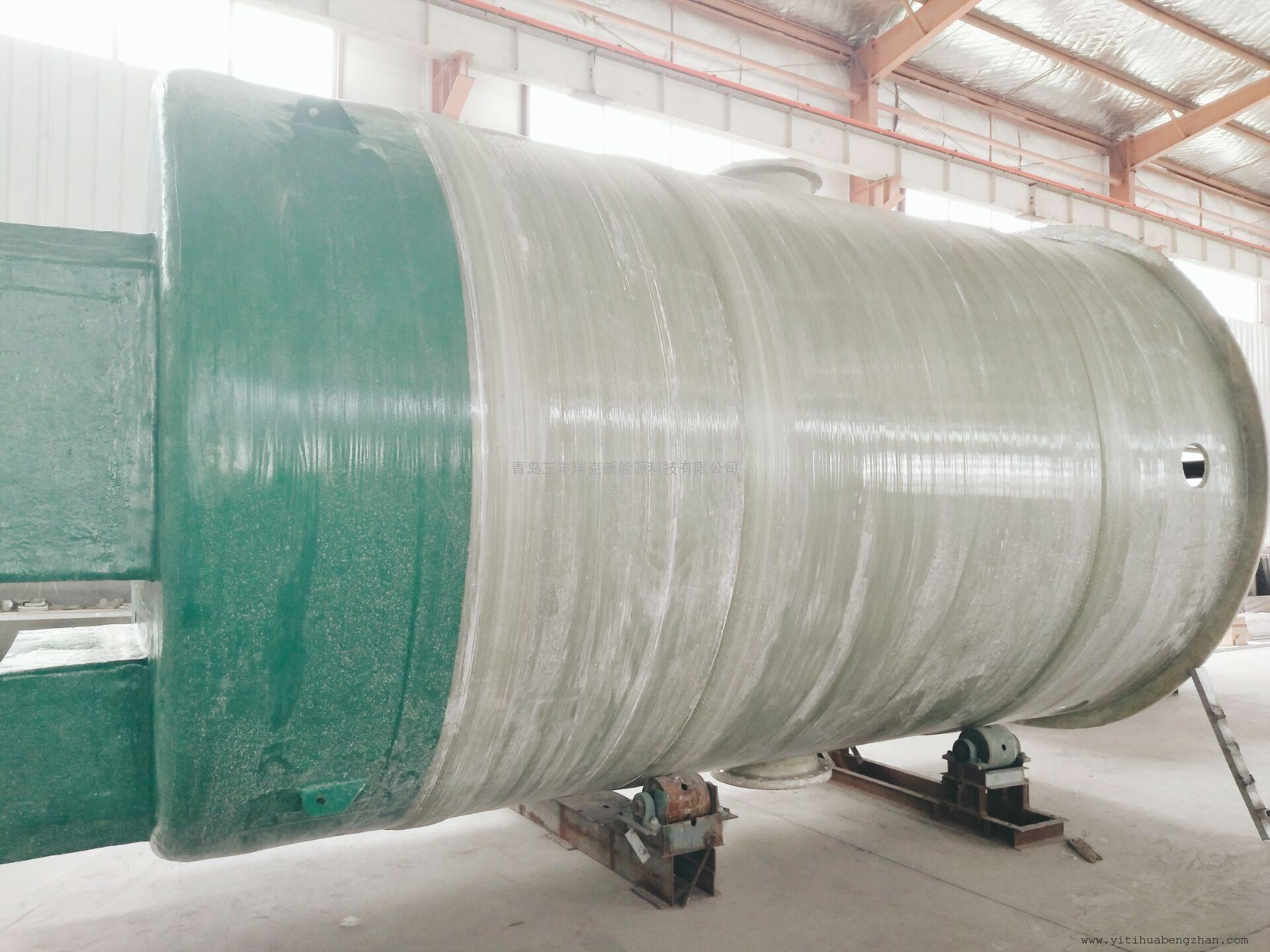 石台县一体化雨水泵站