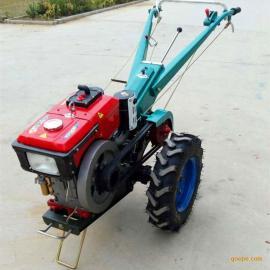 保定农田用的12马力手扶拖拉机 厂家