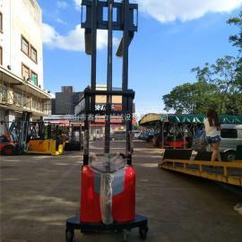 鑫升力机械设备推出全新产品 全电动升降堆高车