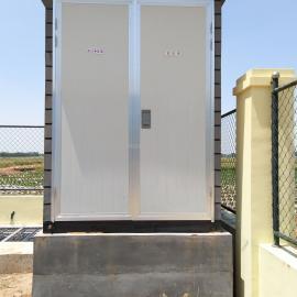 安阳县柏庄镇一体化污水提升泵站-青岛三丰瑞克