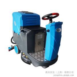 玻化砖用电瓶式洗地机|依晨驾驶式洗地机YZ-JS1000