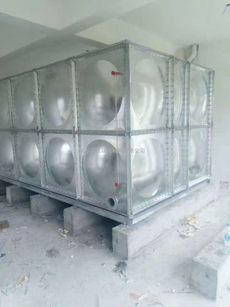 湖南不锈钢装配式水箱
