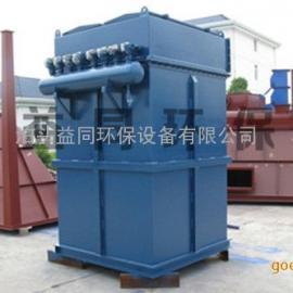 单机清灰器在白灰工业的提高