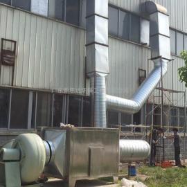 广东工业车间废气净化设备