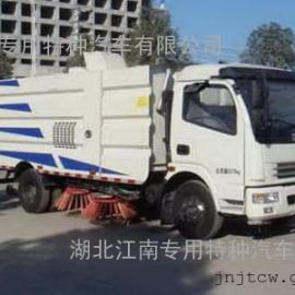 新国五东风大多利卡8吨洗扫车