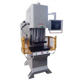 单柱数控油压机、广州数控油压机、单柱数控液压机