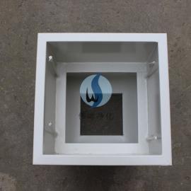 高效顶送风口 高效过滤送风口 消声静压箱