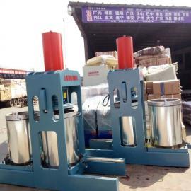 供应重庆多功能大豆液压榨油机直销价格,聚财榨油机免费安装