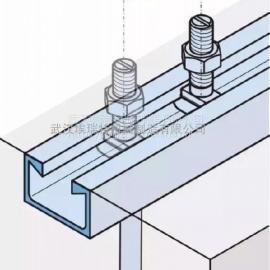 埃瑞特高铁哈芬槽U型螺栓预埋件铆接机,哈芬槽铆接机