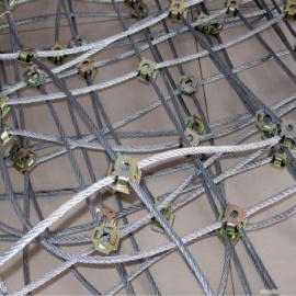 贵阳施工主动防护网 山里路基绿化铁丝网 找实体加工勾花网厂家